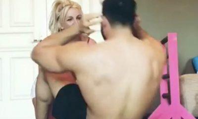 Britney Spears është në superformë dhe arsyeja… Një 24 vjeçar! (VIDEO)