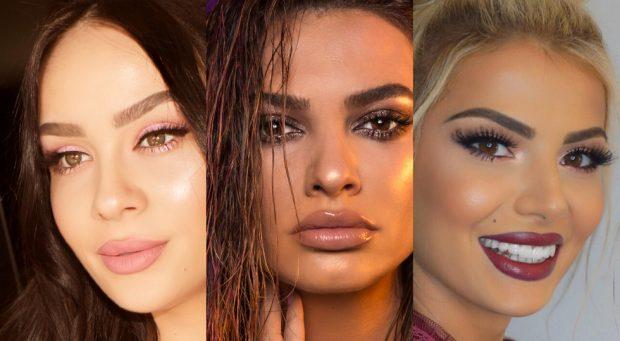 """6 nuancat më """"trendy"""" të buzëkuqëve të 2018-s sipas të famshmeve shqiptare (FOTO)"""