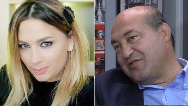 """Bujar Qamili """"në sherr"""" me Rozana Radin për çështjen e dashnores: """"Rozi vetëm mos të takofsha…"""" (VIDEO)"""