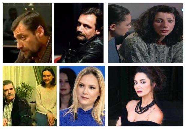 """16 vite më vonë/ Ja çfarë do të bënin sot personazhet e telenovelës """"Njerëz dhe Fate"""" (FOTO)"""