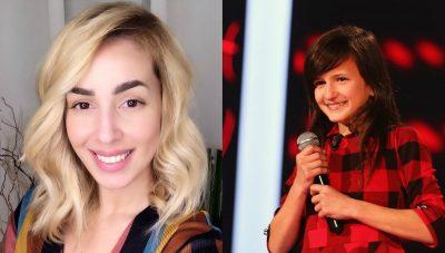 """Sa mallëngjyese! Daniela e """"The Voice Kids"""", """"trondit"""" zemrën e Miriam Canit: Do jesh gjithmonë nëna ime (FOTO)"""