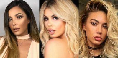 Nuk e keni vënë re por këto 7 VIP-e shqiptare kanë kopjuar njëra tjetrën! Zbuloni DETAJET në FOTO