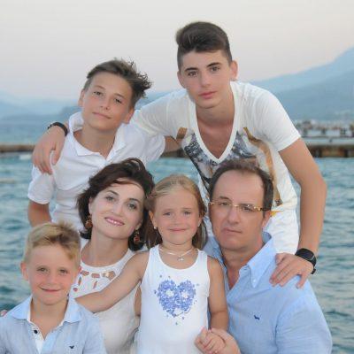 FOTO E RRALLË nga dasma/ Bashkëshortja kujton Dritan Priftin në përvjetorin e martesës