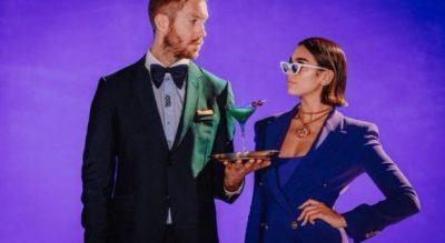 Dua Lipa rrumbullakon top-10shen në Britani me këngën e re dhe me album