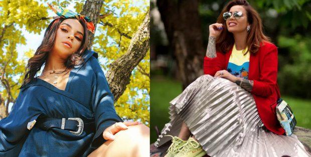 E fiksuar me të zezën?! Kush është e famshmja shqiptare e veshur më me stil këtë javë? (FOTO)