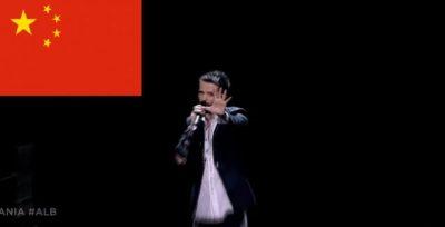 Shpjegohen arsyet se pse Kina CENSUROI këngën e Eugent Bushpepës