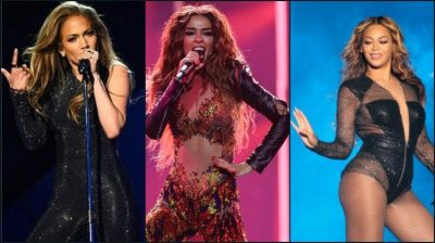 """Zbuloni shifrën e çmendur që shpenzoi Eleni Fouriera! I merr """"borxh"""" këtë mashkull Beyonce-s dhe J.LO në skenën e EUROVISION"""