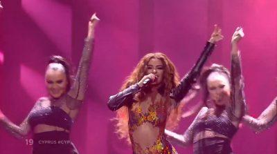 Edhe Eleni Foureira shkëlqen në Eurovizion, publiku e mirëpret performancën e zjarrtë