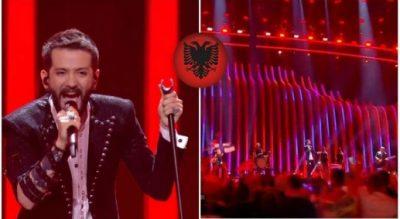 """E renditën në vendin e 11/ Plasin kritikat kundër Eurovisionit: """"Politikat e lëpirjeve në këtë festival mediokër"""""""