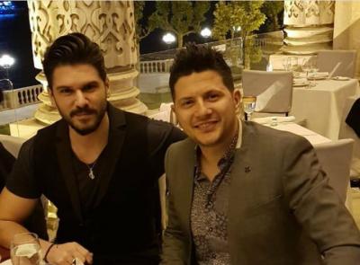 Moderatori shqiptar takon aktorin e famshëm turk, paralajmëron projektin e ri internacional (FOTO)
