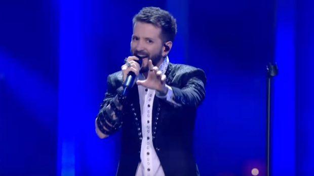 E votoi për finalen e Eurovizion, ja se çfarë i shkruan serbi Eugent Bushpepës (FOTO)