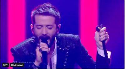 """Eugent Bushpepa tregon për herë të parë emocionet e """"Eurovizion"""": Nuk prisja të hyja në finale"""
