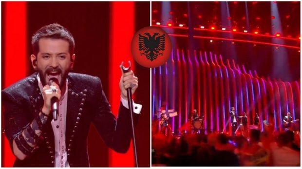 EUROSONG 2018/ Ja cilat janë shtete që nuk i dhanë asnjë pikë Shqipërisë përveç Italisë