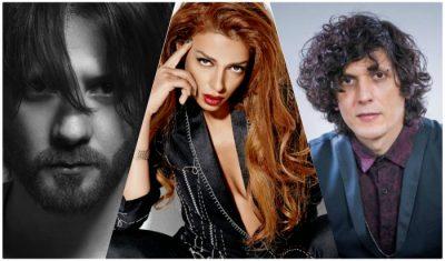 Eurovizioni vishet kuq e zi! Eleni, Elmal-i dhe Eugent-i, kanë këtë surprizë për të gjithë shqiptarët (FOTO)