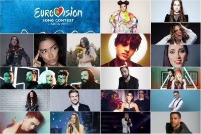 """""""EUROVIZION 2018″/ MBYLLET VOTIMI: Dhe kënga FITUESE është…"""