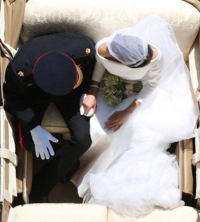 S'ishte dron! E vërteta që fshihet pas fotos virale nga dasma e Princit dhe Meghan Markle (FOTO)