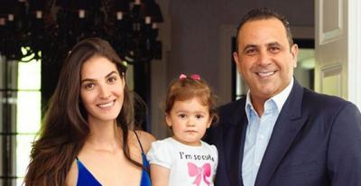Emina publikon FOTON e parë të familjes! Dy vogëlushet, sapo na rrëmbyen zemrën