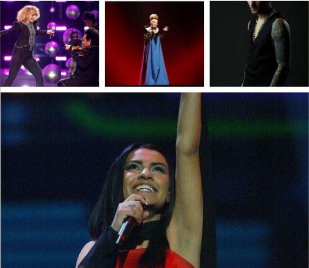 EUROVIZION/ A ju kujtohen? Këto janë 7 këngëtarët shqiptarë që PREKËN finalen (FOTO)