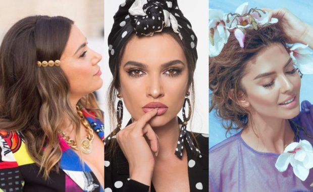 A i dinit? 6 aksesorët më unikë për flokë që po i transformojnë të famshmet shqiptare (FOTO)