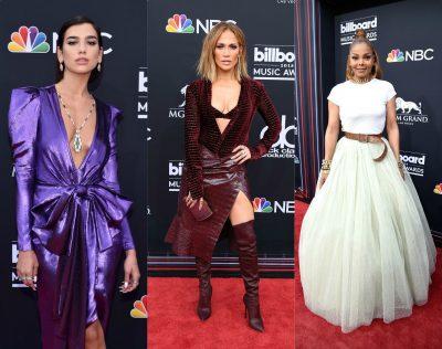 """Nëse akoma nuk i keni parë: Këto fustane shkëlqyen në """"Billboard Music Awards"""""""