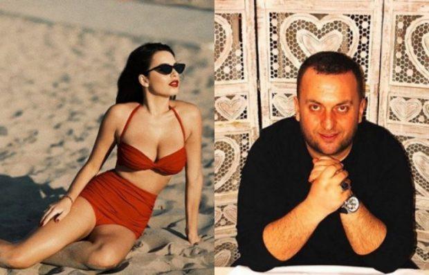 ''Gjendet e shtrirë nëpër shkallë blogerja…'', Olti Curri degjeneron keq Armina Mevlanin me…(FOTO)