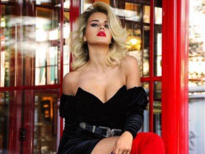 Jo vetëm modele! Kejvina Kthella i futet fuqishëm biznesit, nuk do ta besoni se çfarë tregon…(FOTO)