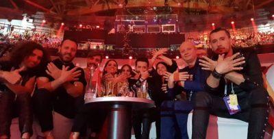 Pas performancës në natën e parë, Eugenti ia del të jetë i dyti më i komentuar në rrjetet sociale (FOTO)