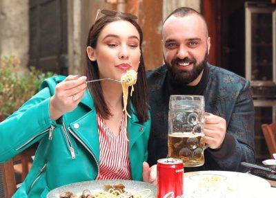 Pas lajmit të shtatzënisë shfaqet për herë të parë Jona Spahiu, publikon VIDEO duke treguar…