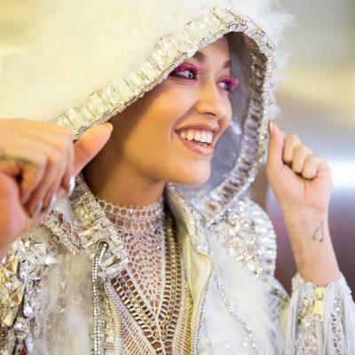 """Fansja e paralizuar bën të pabesueshmen falë Rita Orës. Këngëtarja: """"S'kam për ta harruar kurrë!"""" (FOTO)"""