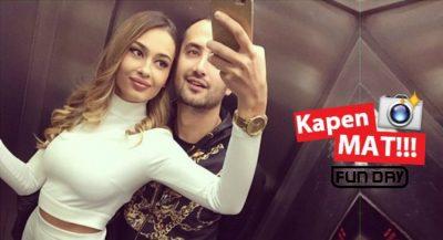Sërish bashkë? Adrola Dushi shfaqet me ish-bashkëshortin në rrugët e Tiranës