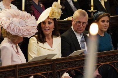 """Kate i prish ditën e madhe kunatës, """"thyen kodin"""" dhe sfidon nusen në dasmën mbretërore"""