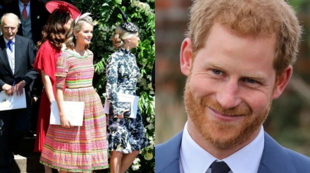 Kishte edhe ish të dashurën në dasmë! Cili ishe shqetësimi i madh për ish-in e princ Harryt?!