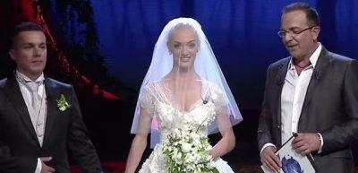 Dasmë në emision! A ju kujtohen 4 çiftet VIP shqiptare që janë martuar në TV (FOTO)