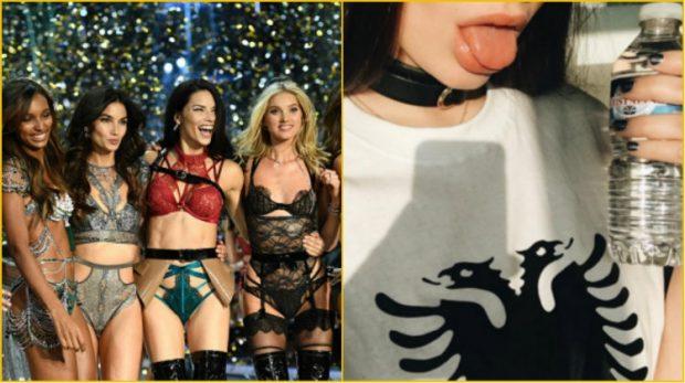Këngëtarja shqiptare përfundon në INSTAGRAM-in e Victoria's Secret. E shohin mbi 50 milion persona! (FOTO)