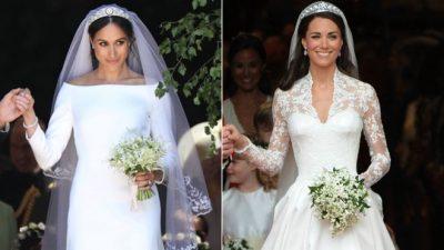"""Ylli i popit amerikan kritikon fustanin e Meghan Markle: """"Kishte nevoj për.."""""""