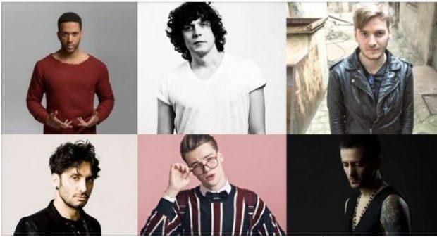 """Djemtë më seksi të """"Eurovision""""-it. Eugent Bushpepa dhe Ermal Meta, pjesë edhe e listës """"HOT"""" (FOTO)"""