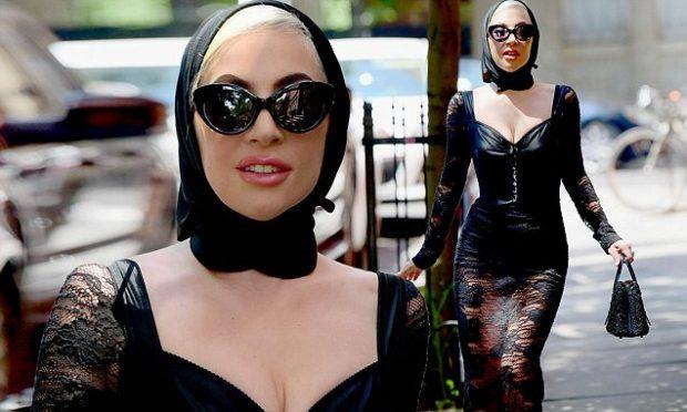 SENSUALE DHE ELEGANTE/ Lady Gaga tregon se është DIVA e Hollywood (FOTO)