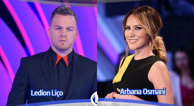 """As Ledioni dhe as Arbana: E gjeni dot kush do ta prezantojë """"Big Brother VIP""""? (FOTO)"""