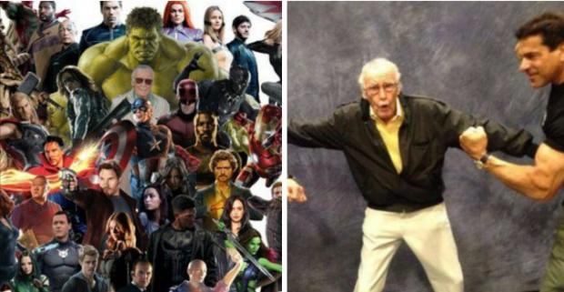 """Krijuesi i superheronjve të """"Marvel"""" ngre padi kundër bashkëpunëtorëve të tij. """"Infinity War"""" tashmë nis në botën reale…"""