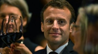 """Gafë apo…? Macron tha se gruaja e kryeministrit australian ishte """"e shijshme""""!"""