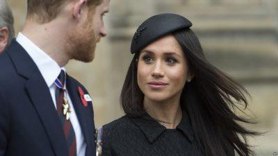 Meghan Markle ka qenë e destinuar për t'u bërë anëtare e familjes mbretërore, kjo VIDEO e vërteton këtë gjë