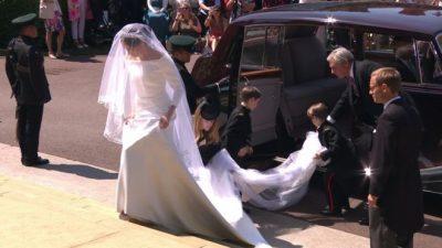 DASMA E MADHE/ 2 MILIARD shikues për dasmën mbretërore, ndiqni LIVE momentin final (VIDEO)
