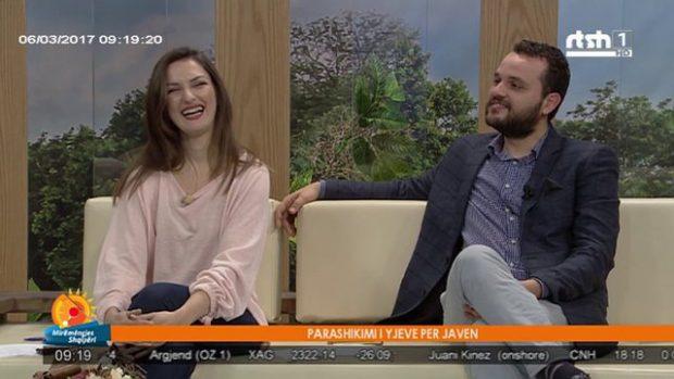 E PAPRITUR/ Moderatorët shqiptar dhe emisioni i tyre vlerësohet me çmim ndërkombëtar (FOTO)