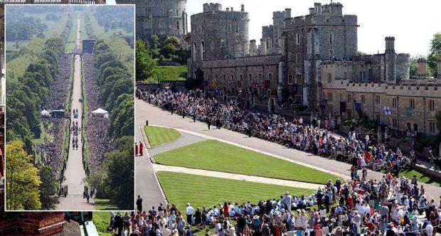 DASMA E MADHE/ Mijëra persona ndoqën eventin, ja çfarë bën familja mbretërore për ta (FOTO)