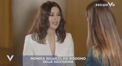 """Monica Bellucci rrëfehet për Verissimo: """"Jemi fryt i pasioneve dhe plagëve tona"""""""