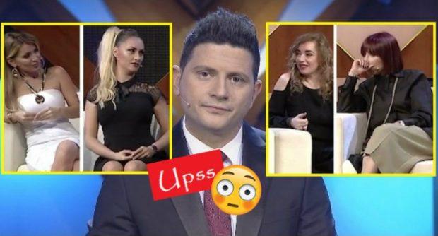 Kapet MAT! Këngëtarja harron se ka mikrofonin hapur, ofendon Ermal Mamaqin në emision (VIDEO)