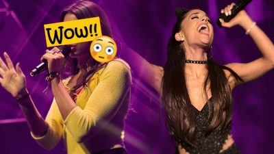 Nuk pritej! Ariana GRANDE i lë këtë koment këngëtares shqiptare, kjo e fundit ia lë 'SEEN'! (FOTO)
