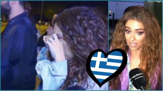 ME LOT DHE E EMOCIONUAR/ Këngëtarja Eleni Foureira nuk e mohon: U mërzita pasi është …!