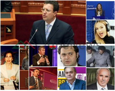 Nga REDAKSIA në selitë e partive, kush janë personazhet që u joshën nga POLITIKA (FOTO)