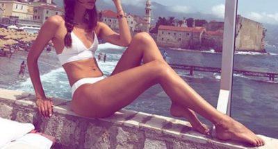 Për tu patur zili modelja e famshme shqiptare! Shikoni se çfarë super dhurate i dedikon partneri…(FOTO)